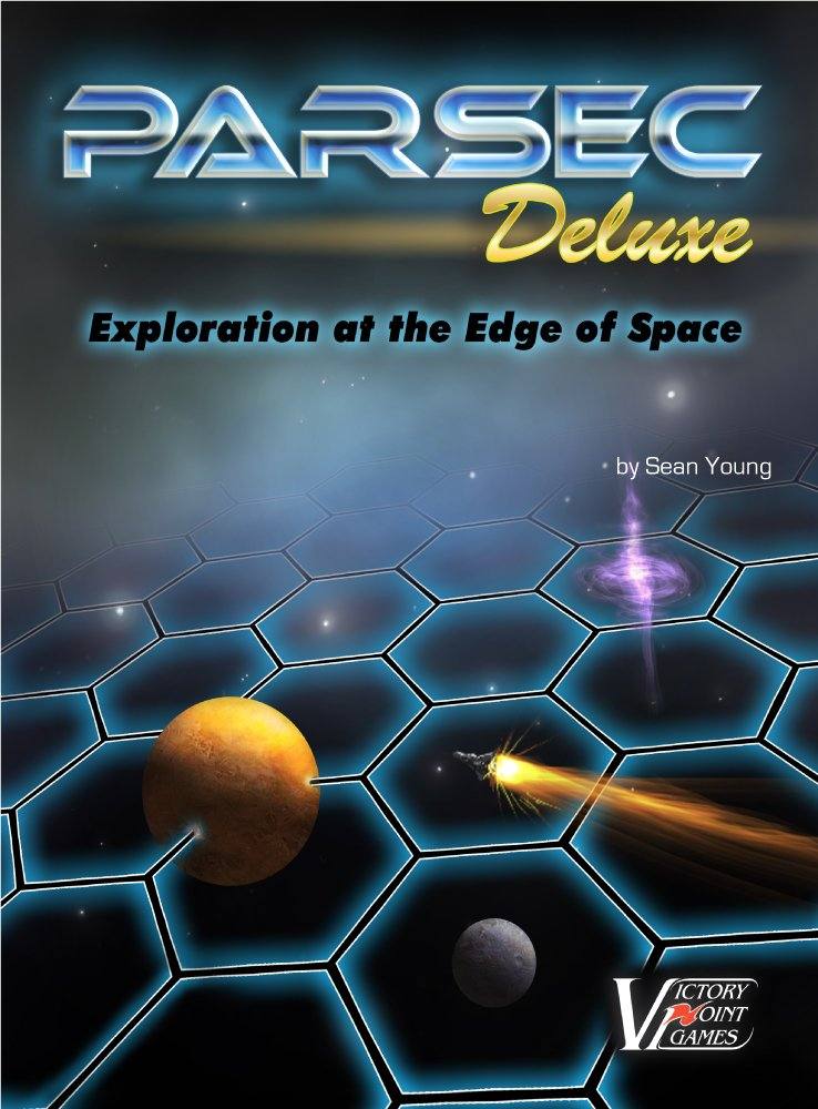 increíbles descuentos PARSEC Deluxe - - - Exploration at the Edge of Space - Sci-Fi Euro Boxed Game 5  moda clasica