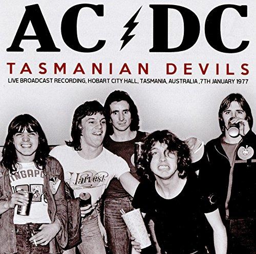 Ac/Dc: Tasmanian Devils (Audio CD)