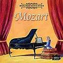 Musikgeschichten. Mozart Hörspiel von Markus Vanhoefer Gesprochen von: Sissy Höfferer, Jakob Vanhoefer, Hans Jürgen Stockerl