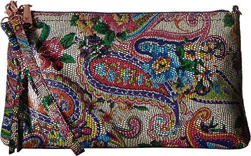 Hobo Womens Darcy Mosaic Paisley One Size by HOBO