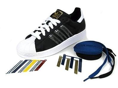 mens black adidas superstar 2