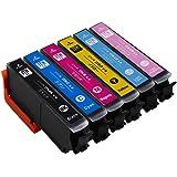 (インクのチップスオリジナル製品) エプソン用互換インクカートリッジ イチョウ用互換 ITH-6CL互換 6色セット ICチップ付「JAN:4582480217520」