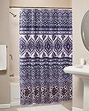 Anthropologie Curtains Greenland Home Medina Saffron Shower Curtain