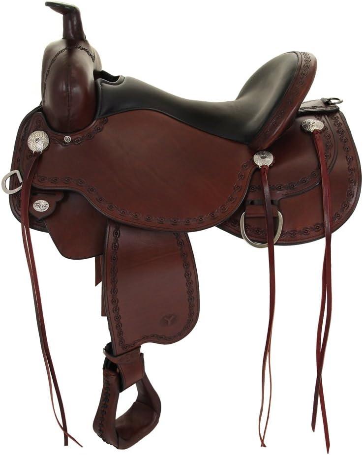 Best Western Saddles Brands - Circle Y