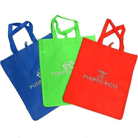 "Amazon.com: Bolsas de souvenir ""Puerto Rico – Conjunto ..."