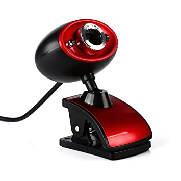 2LED USB2.0 HD 16 million pixels Webcam Camera With Microphone Mic For PC Laptop
