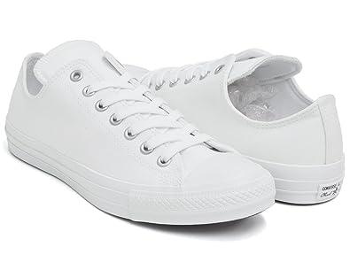 5f3e23622d61  コンバース  ALL STAR 100 COLORS OX WHITE WHITE (1CL029) 32862610 23.0
