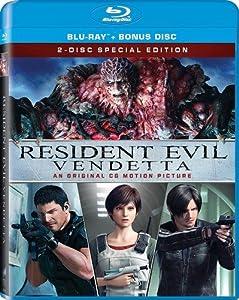 Cover Image for 'Resident Evil: Vendetta'