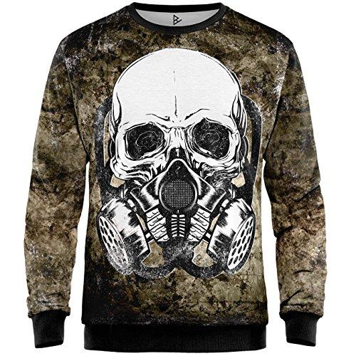 Blowhammer - Sweatshirt Herren - Skull Predator SWT