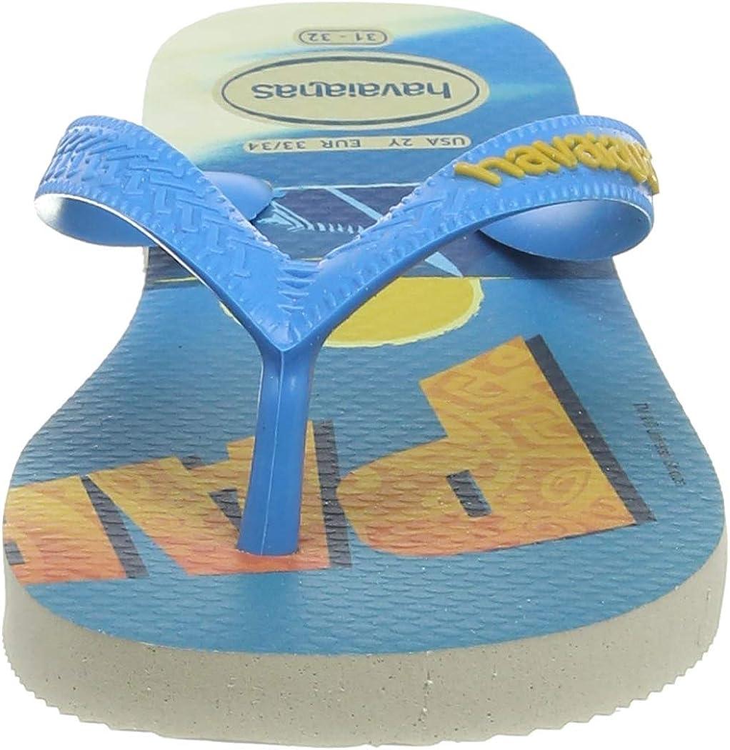 Infradito Bambino Havaianas Hav Minions Beige//Turquoise