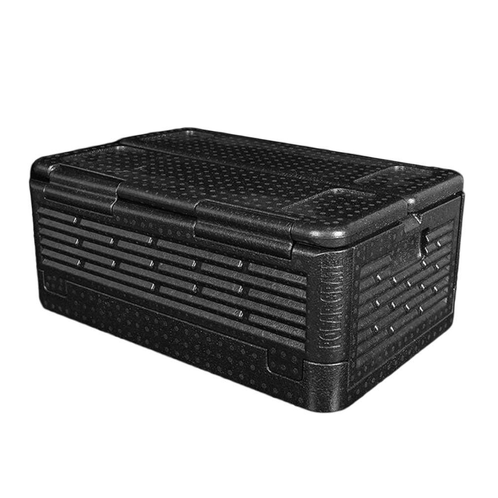 35L Car Refrigerator Auto Interior Fridge Drink Food Cooler Warmer Box