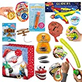 Parties Wrapped Up BOYS Christmas Stocking Filler Gift Set 3 (12 items included). Other sets available