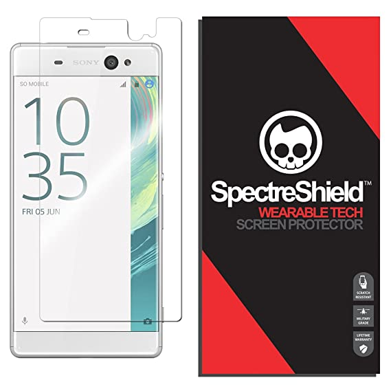 Amazon Spectre Shield For Sony Xperia Xa Ultra Screen Protector