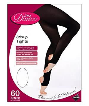 228fb8baab425 Silky Womens Matte Stirrup Dance Tights: Amazon.co.uk: Clothing