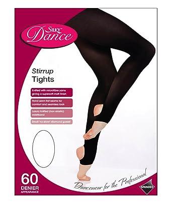 Silky Collants de danse étriers opaques pour femme  Amazon.fr  Vêtements et  accessoires 207a3394d2c