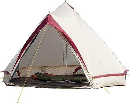 skandika Comanche Tipi Gruppenzelt Camping 8 Personen Höhe 2,5 m Neu
