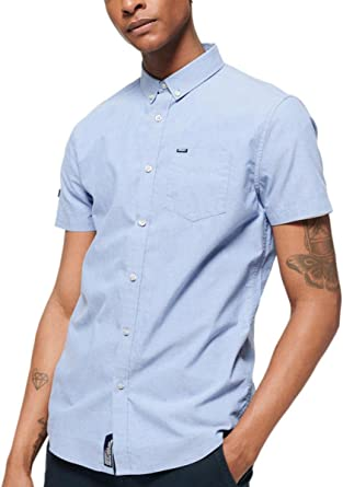 Ultimate University Oxford Shirt Superdry Cheap Price From China 86kdPD7