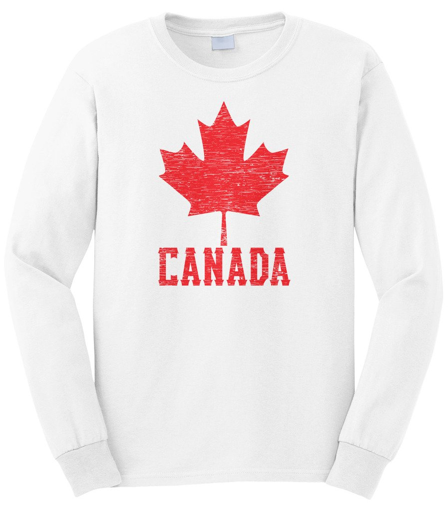 Canadian Flag Canada Maple Leaf T Shirt 8078