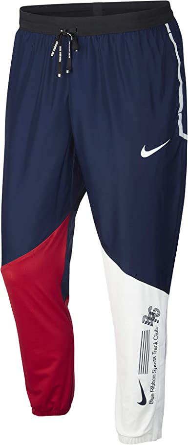 Mañana Melodramático empeñar  Amazon.com: Nike BRS (Blue Ribbon Sports) Pantalones de running para  hombre, Multi color, M: Clothing