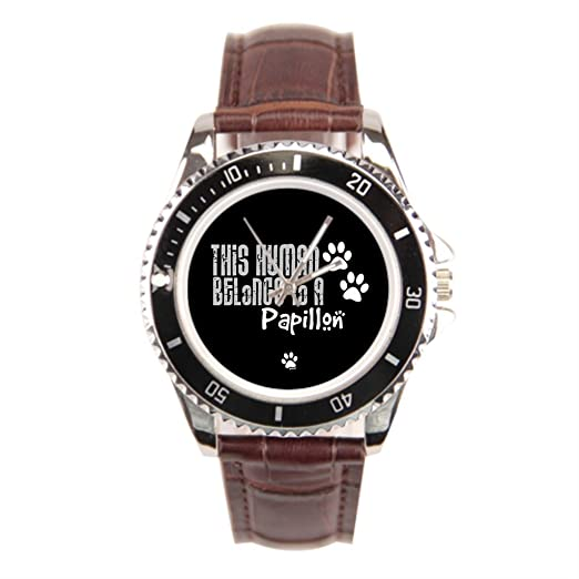 Ser un hombre muñeca relojes Marcas perros Humor refranes comprar Reloj de pulsera
