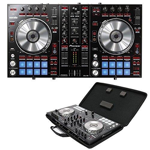 Pioneer DDJ-SR DJ Controller w/ Magma CTRL Case
