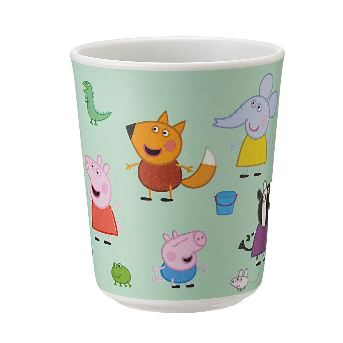 Petit Jour Paris Drinking Cup Peppa Pig to Drink Like a Big one