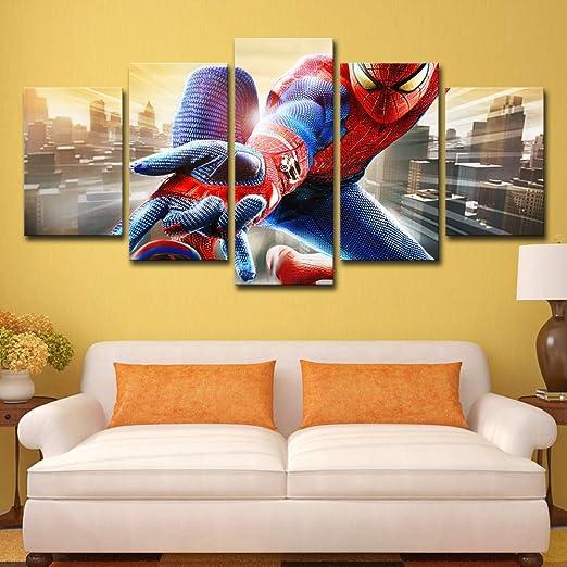 Pinturas en lienzo Decoración para el hogar Estampados en HD ...