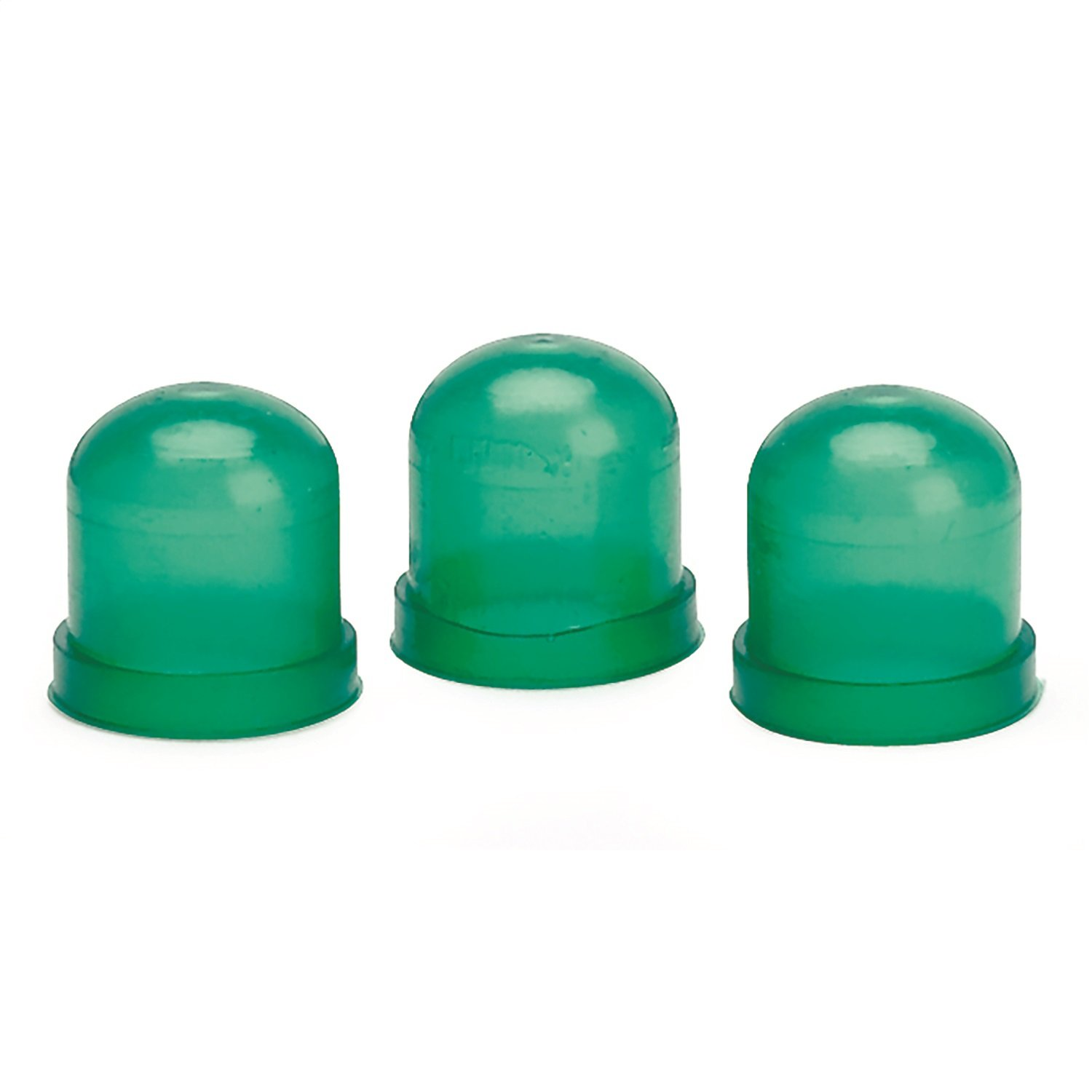 Auto Meter 3215 Green Light Bulb Cover-Pack of 3