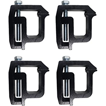 GCI G-30 Clamp for Truck Cap//Camper Shell G-1 Set of 4