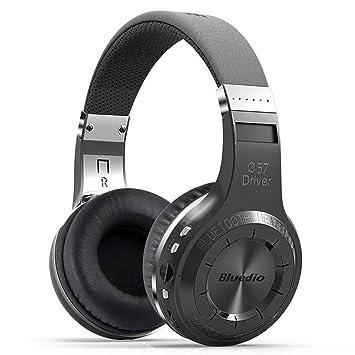 QKa Auriculares inalámbricos Bluetooth V4.1 Bass Estéreo ...