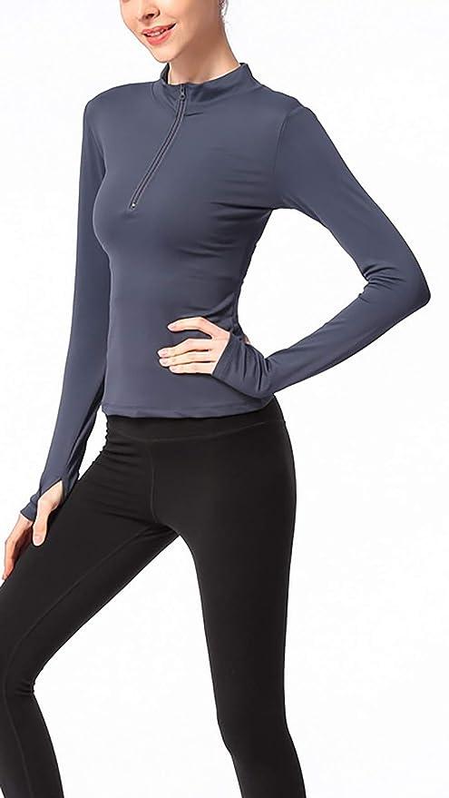 UR MAX BEAUTY Camiseta De Entrenamiento De Yoga para Mujer ...