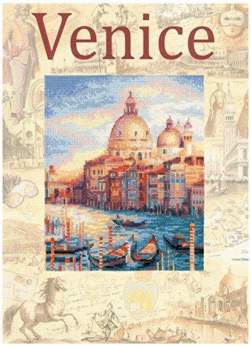 Riolis cross stitch kit 0030 PT Cities of the World. Venice