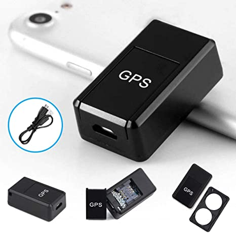Magnetic Mini Car GPS Tracker Real Time Tracking Locator Device Voice Record USA