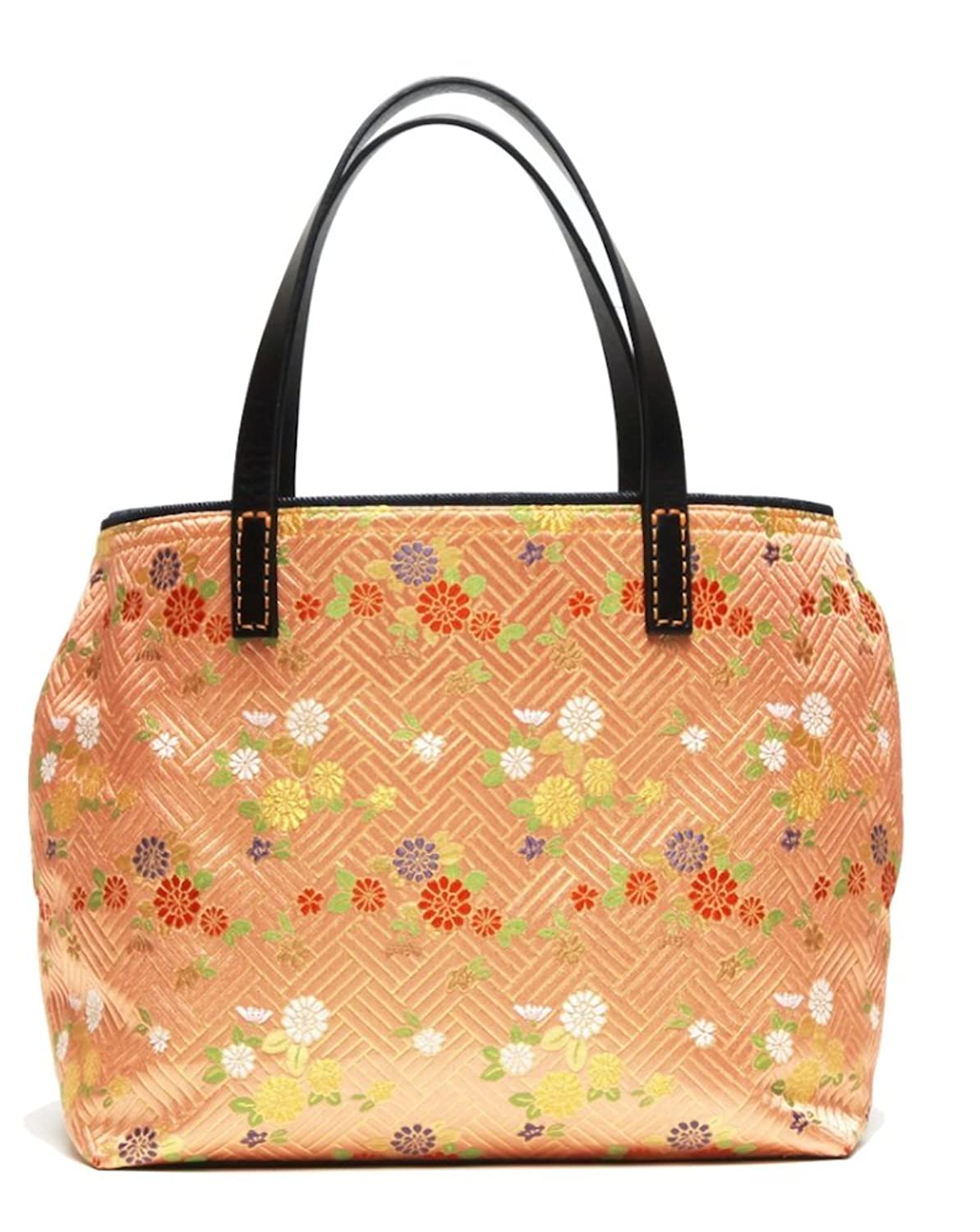 Kinran Medium Tote BAG / Salmon Pink 1379 [ Japan Import ]