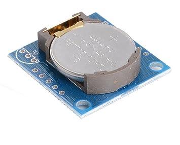 daoki 5 pcs DIY reloj DS3231 Precision RTC módulo de memoria ...
