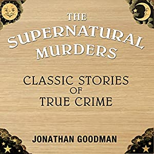 Supernatural Murders Audiobook