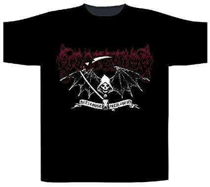 Amazon com: Dissection - Nexion T Shirt: Clothing