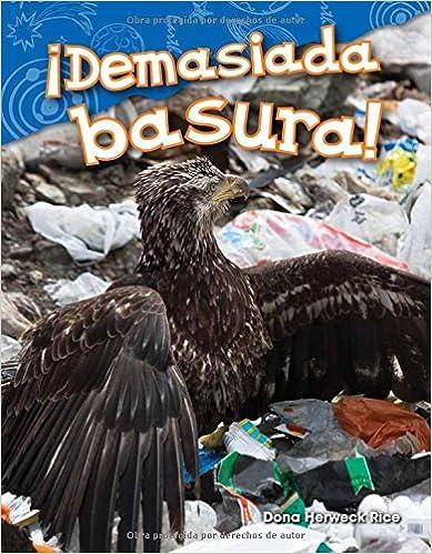 Descargar Novelas Bittorrent Demasiada Basura! (too Much Trash!) (spanish Version) (kindergarten) PDF Gratis Descarga