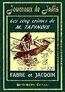 Les cinq crimes de M. Tapinois par Jacquin