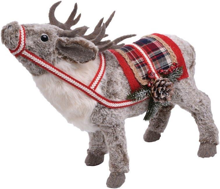 GALLERIE II Lapland Christmas Xmas Reindeer Tan