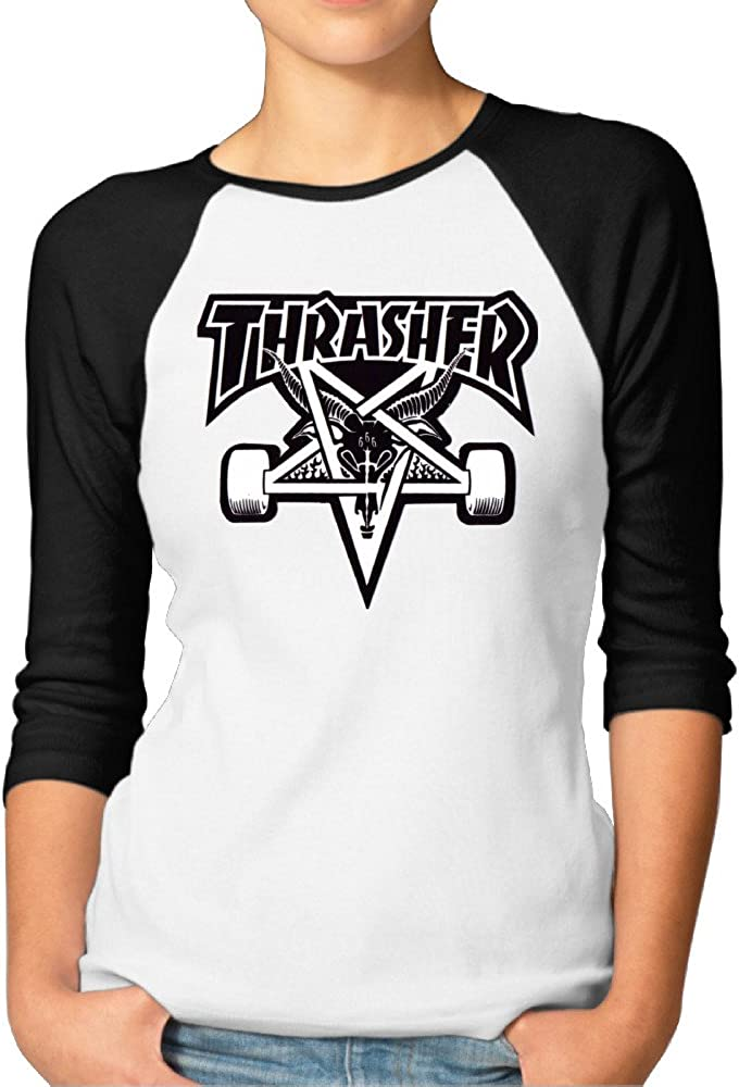 thrasher t shirt women