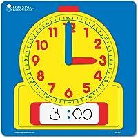 Reloj de demostración borrable