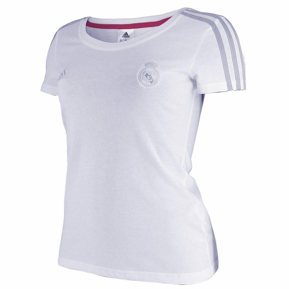 adidas Real Tee W-Camiseta 3S pour Femme