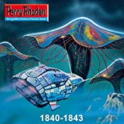 Edition Thoregon: Perry Rhodan 1840-1843 | Peter Terrid, Horst Hoffmann, Hubert Haensel, Susan Schwartz
