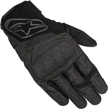 Black//Gray XXL Motorcycle gloves Alpinestars Syncro Drystar Gloves Melange Gray Black