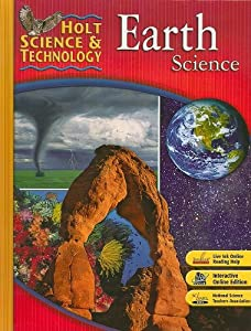holt science technology student edition earth science 2007. Black Bedroom Furniture Sets. Home Design Ideas