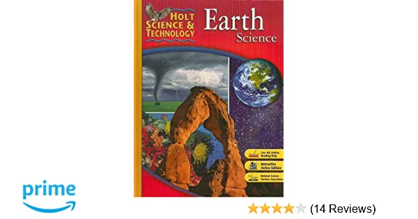Holt science technology student edition earth science 2007 holt science technology student edition earth science 2007 rinehart and winston holt 9780030462276 amazon books fandeluxe Gallery