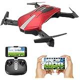 WiFi FPV RC Quadricottero droni, EACHINE E52 Drone con telecamera Quadcopter 2.4G 6-Axis Headless Mode Toys Micro Nano Quadcopter RTF