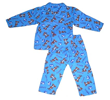 73ad3a8381836 Boys Disney Tigger Pyjamas (18-24 MONTHS): Amazon.co.uk: Clothing