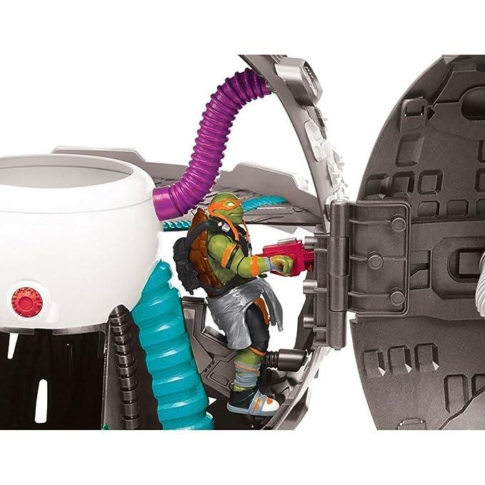 Amazon.com: Teenage Mutant Ninja Turtle – Technodrome ...
